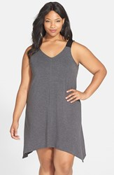 Plus Size Women's Dkny 'Urban Essentials' Jersey Chemise