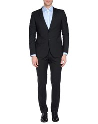 Manuel Ritz Suits And Jackets Suits Men Black