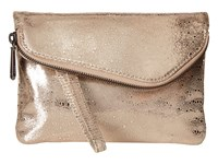 Hobo Daria Platinum Exotic Handbags Taupe