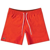 Lacoste Classic Swim Short Red