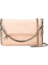 Stella Mccartney 'Falabella' Crossbody Bag Pink And Purple
