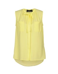 Marco Bologna Shirts Yellow
