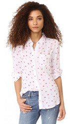Rails Rocsi Kiss Me Button Down Shirt
