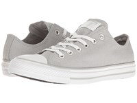 Converse Chuck Taylor All Star Brea Animal Glam Textile Ox Grey Silver White Women's Classic Shoes Gray