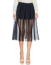 Fornarina 3 4 Length Skirts Black