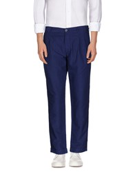 Basicon Trousers Casual Trousers Men Blue