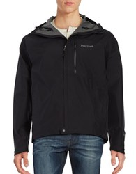 Marmot Minimalist Hooded Windbreaker Black