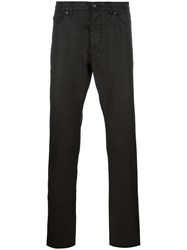 John Varvatos Straight Leg Jeans Black