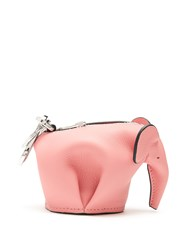 Loewe Elephant Coin Purse Light Pink