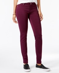 Celebrity Pink Juniors' Jayden Skinny Jeans Potent Purple