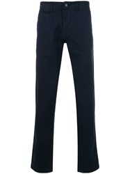 Napapijri Straight Leg Chinos Blue