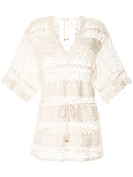 Suboo Stella Crochet Kaftan Dress 60