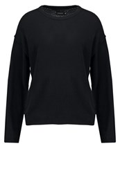 Earnest Sewn Dylan Jumper Black