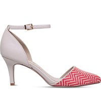 Miss Kg Brooke Woven Courts Pink Comb