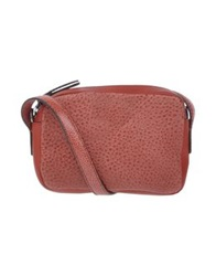 Brunello Cucinelli Under Arm Bags Brick Red