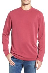 Tommy Bahama Double Diamond Crewneck T Shirt Red