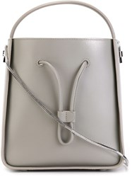 3.1 Phillip Lim Medium 'Soleil' Bucket Tote Grey