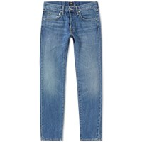 Edwin Ed 55 Relaxed Tapered Blue