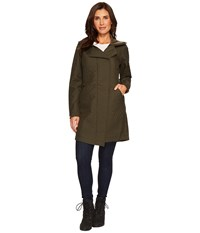 Nau Off The Grid Trench Peat Clothing Khaki