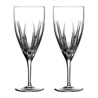 Waterford Ardan Tonn Iced Beverage Glasses Set Of 2