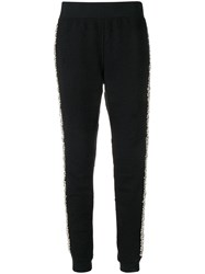 Philipp Plein Rock Pp Track Trousers Black