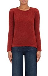 Barneys New York Xo Jennifer Meyer Women's Bateau Neck Sweater Red