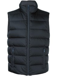 Fendi Padded Gilet Black