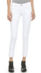 Citizens Of Humanity Avedon Ankle Skinny Jeans Optic White