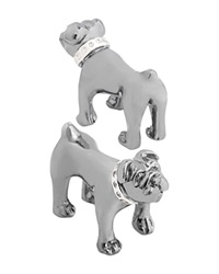 Thomas Pink Bulldog Cufflinks