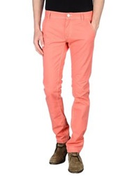 Gaudi' Casual Pants Coral