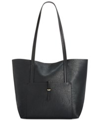 Inc International Concepts Laren Tote Only At Macy's Black