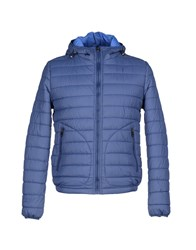 Individual Coats And Jackets Jackets Men Slate Blue