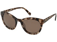 Lilly Pulitzer Hartley Milky Pink Tortoise Fashion Sunglasses Brown