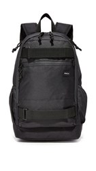 Rvca Push Skate Delux Backpack Black