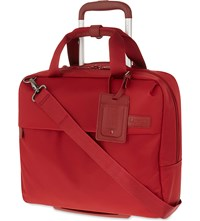 Lipault Plume Business Case Ruby