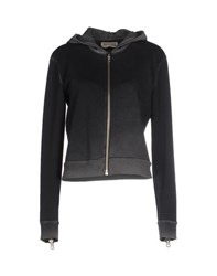 Textile Elizabeth And James Topwear Sweatshirts Women Black