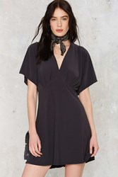 Nasty Gal Beatrice Fit And Flare Dress
