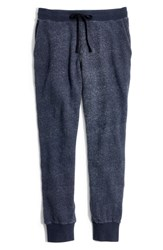 Madewell Plus Size Terry Trouser Sweatpants Heather Ink