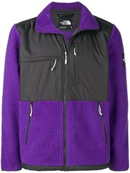 The North Face T9381m6lk Pink And Purple