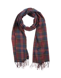 Mauro Grifoni Scarves Red