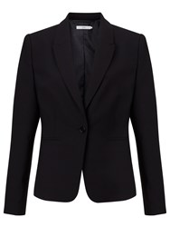 John Lewis Gracie Fine Wool Jacket Black