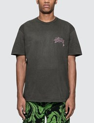 Stussy Stock T Shirt Black