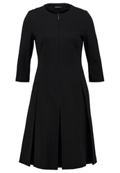 Strenesse Davine Jersey Dress Black