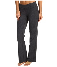 Lucy Hatha Pant Asphalt Heather Women's Casual Pants Gray