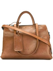 Marsell 'Avaluc' Tote Brown