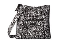 Vera Bradley Hipster Camocat Cross Body Handbags Gray
