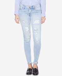 Silver Jeans Co. Tuesday Low Rise Super Skinny Indigo