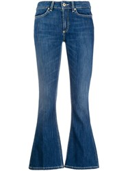 Dondup Flared Jeans Blue