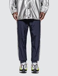 Polo Ralph Lauren Nylon Track Pants Blue