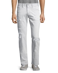 Ag Adriano Goldschmied The Matchbox Slim Fit Straight Leg Jeans